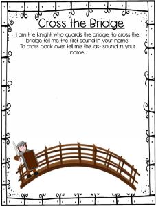 Cross the Bridge SH